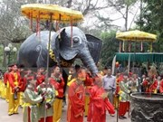 Giong festival attracts visitors