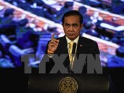 US President seeks closer ties with Thailand