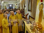 Buddhist Culture Week opens in Ho Chi Minh City