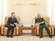 Deputy Defence Minister, Czech ambassador talk defence ties