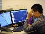 Shares upbeat after holiday weekend