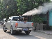 Dengue fever increases in April