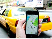 New car ride-hailing booking app for smartphones launched