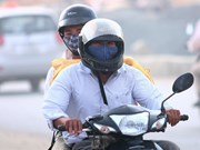 Vietnam's air emission standard stands low