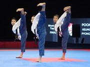 Taekwondo stars to compete on Greek beach