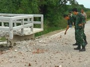 Bomb attack in Thailand-Malaysia border injures six