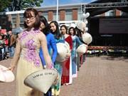 Vietnam joins APWA's spring festival in Belgium