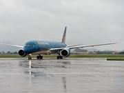 Vietnam Airlines receives 11th Boeing Dreamliner