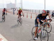 Nearly 1,400 ironmen compete in Da Nang