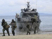 Philippines, US hold joint military exercise