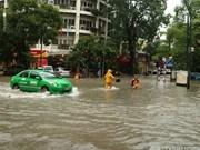 Hanoi's flooding hotpots galore, officials warn