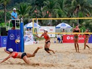 China win Asian women's beach volleyball tourney