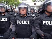 Thailand lists US citizen as terrorism financier