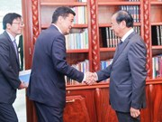 Japan boosts relations with Cambodia