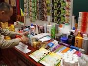 Cambodia seizes 68 tonnes of fake cosmetics