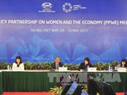 APEC meeting discusses women's role in economy