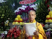 Ho Chi Minh City celebrates Buddha's 2,561st birth anniversary