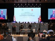 IPU Asia-Pacific seminar on SDGs opens in HCM City