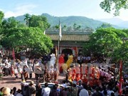 Truong Ba Temple Festival named national cultural heritage