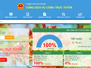 Hai Phong launches public service portal