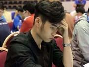 Vietnamese grandmaster wins second gold at Asian U20 chess champs