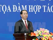 President attends Vietnam-China economic, trade cooperation seminar