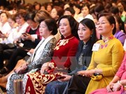 Vietnamese women play significant role in development