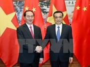 Stronger ties critical to development of both Vietnam, China