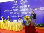 APEC to set up labour mobility framework