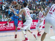 Vietnam debut at regional basketball tourney