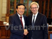 Vietnam, Italy step up judicial partnership