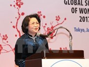 Global Summit of Women 2017 wraps up in Tokyo