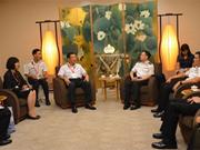 Vietnam, Singapore navies bolster cooperative ties