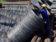 Steel industry sees slowdown