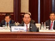 Belt and Road Forum's Leader Roundtable opens in Beijing