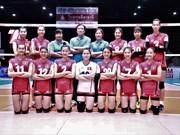 Vietnam tops Uzbekistan at Asian volleyball champs