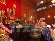 Sen village festival marks President Ho Chi Minh's birthday