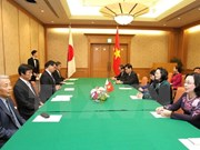 Vietnam supports cooperation with Japanese localities