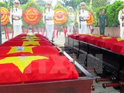 More remains of Vietnamese martyrs repatriated from Laos
