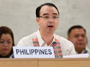 Philippine Congress approves new foreign affairs secretary nomination