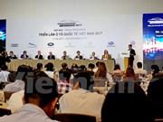 Vietnam Int'l Motor Show to introduce new car models