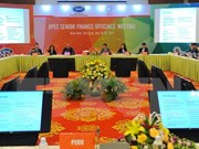 APEC delegates applaud Vietnam's financial cooperation priorities