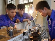 Vietnam's first vocational training college applies European standards