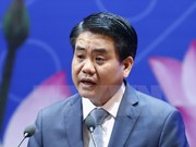 Hanoi leader to fix all workers' problems