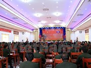 Get-together for former Lao military students in Vietnam