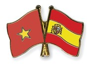 Leaders offer congratulations on 40 years of Vietnam-Spain ties