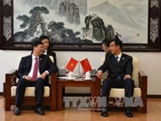 Vietnamese, Chinese youth seek closer ties