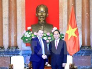 President Tran Dai Quang to visit Russia in June