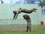 Commando Arm holds anti-terrorism exercise