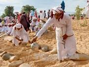 Ninh Thuan: Muslim Cham people busy preparing for Ramuwan